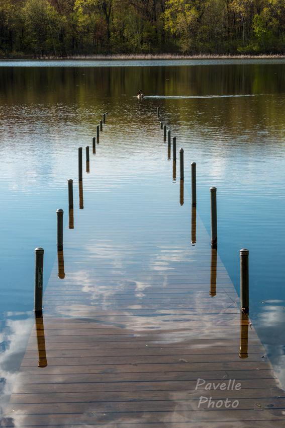 Dock Under Water